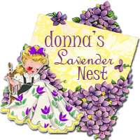 Donna's Lavender Nest fabric shop.