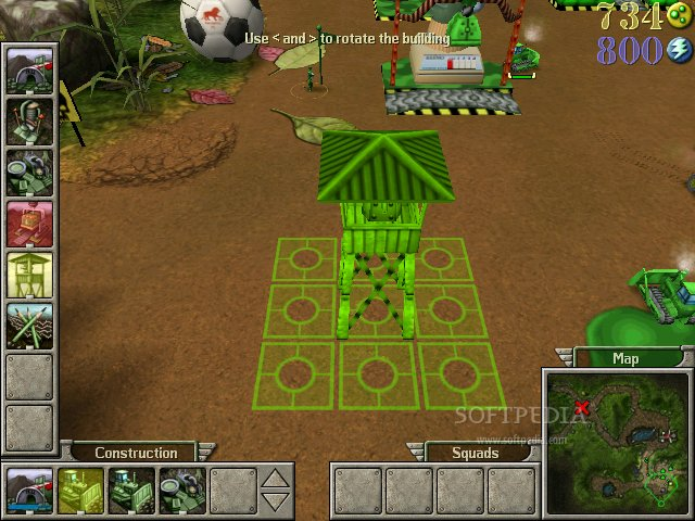 Download pc games army men - rts for free full rip version
