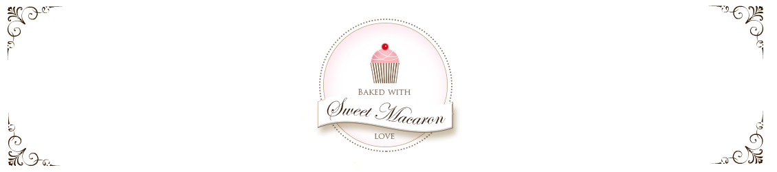 The Sweet Macaron ~ baked with love