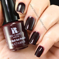 Red Carpet Manicure Gel Polish I Own The Runway Swatch