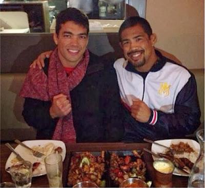 Machida-Munoz-Dinner-UFC-Fight-Night-30