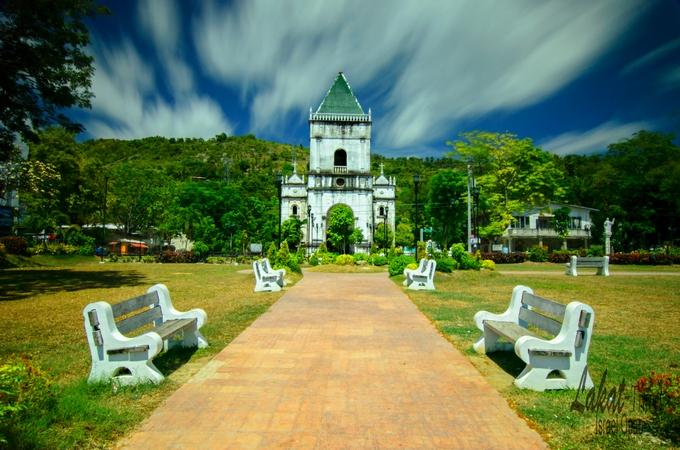 Alegria Church Badian Cebu Lakat