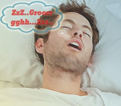 5 Pesan Bahaya Dari Tidur Mendengkur