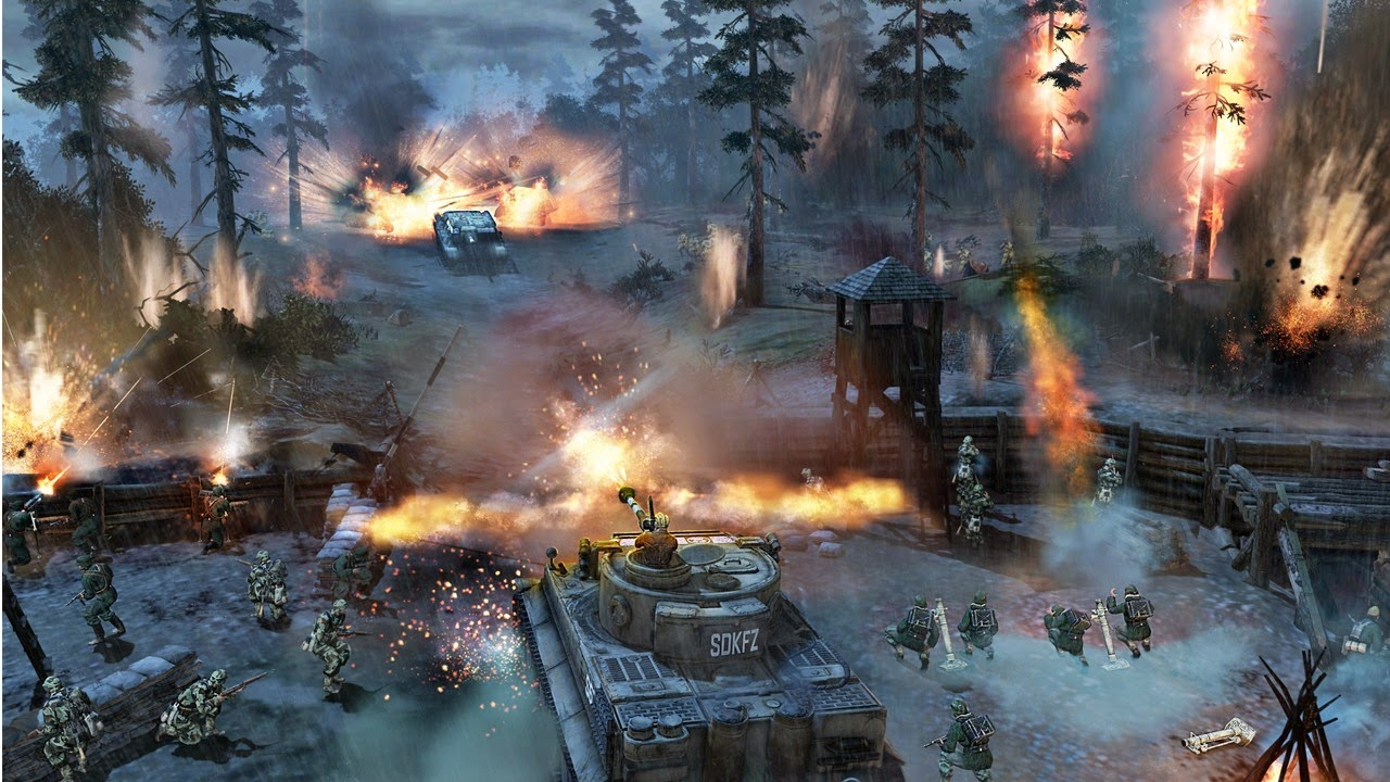 Company of Heroes 2 Ardennes Assault Full Version PC