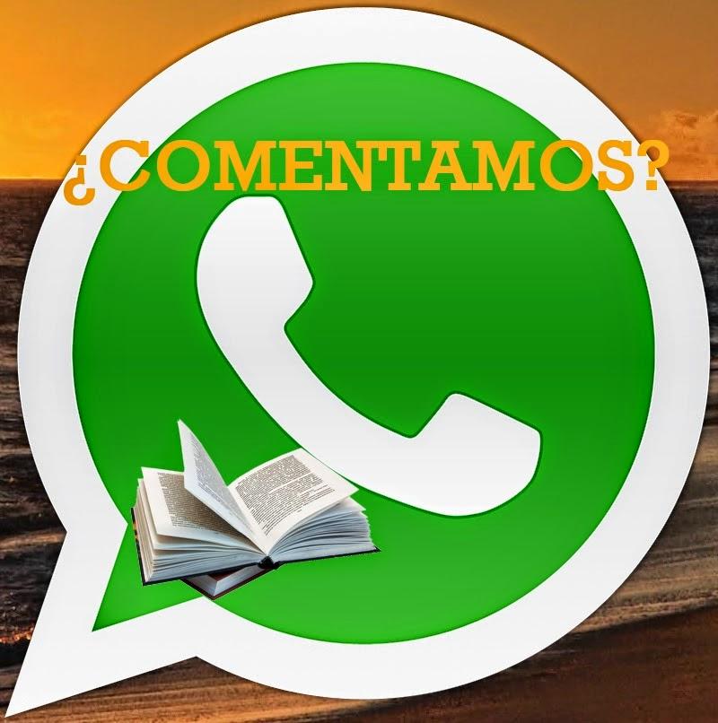 http://www.laorilladeloslibros.com/2014/07/nuevo-grupo-de-whatsapp.html