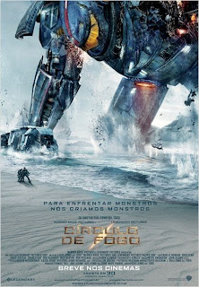 """Poster do filme """"Circulo de Fogo"""""""
