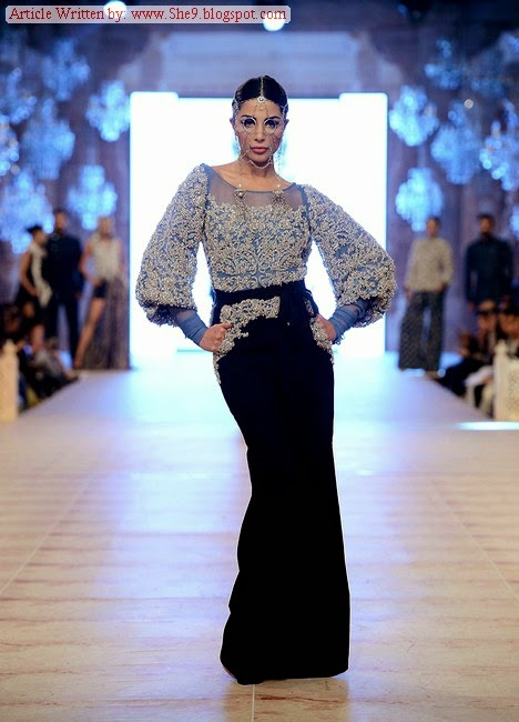 PFDC Bridal Week 2014-2015 | HSY