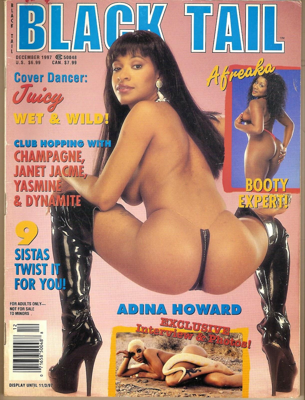 dynamite black tail porn - Black Tail December 1997