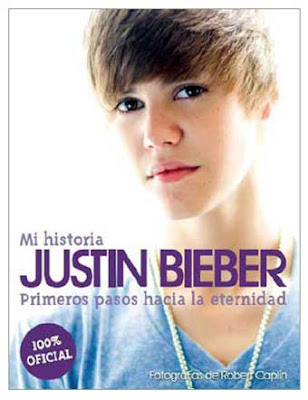 LIBRO Justin Bieber Tendra Un Segundo Libro