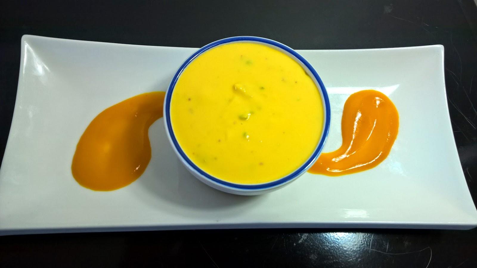 Amrakhand - Mango Dessert - Srikhand
