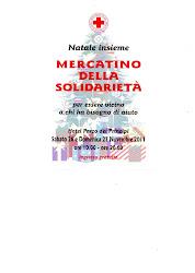 Mercatino dsella Solidarietà, Croce Rossa Italiana