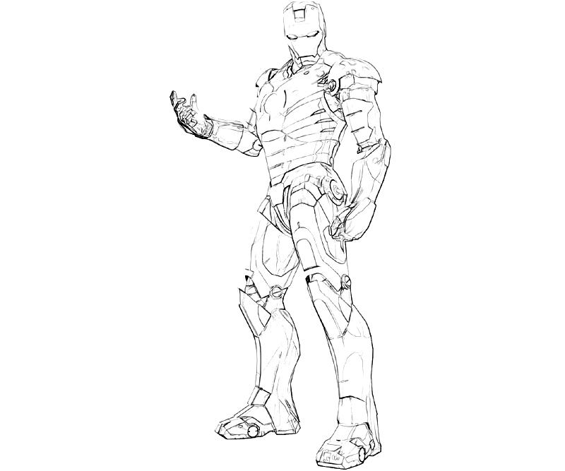 printable-marvel-vs-capcom-iron-man-character-coloring-pages