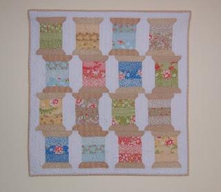 Tangled Quilt Pattern (pdf file) - Robert Kaufman Fabrics