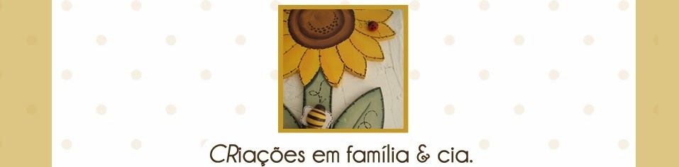 <i>CR</i>iações em família & cia.