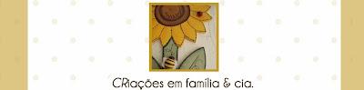 <i>CR</i>iações em família & cia.