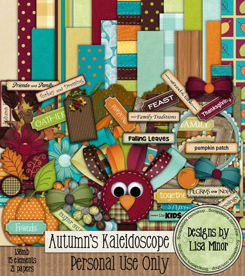 Autumn's Kaleidoscope