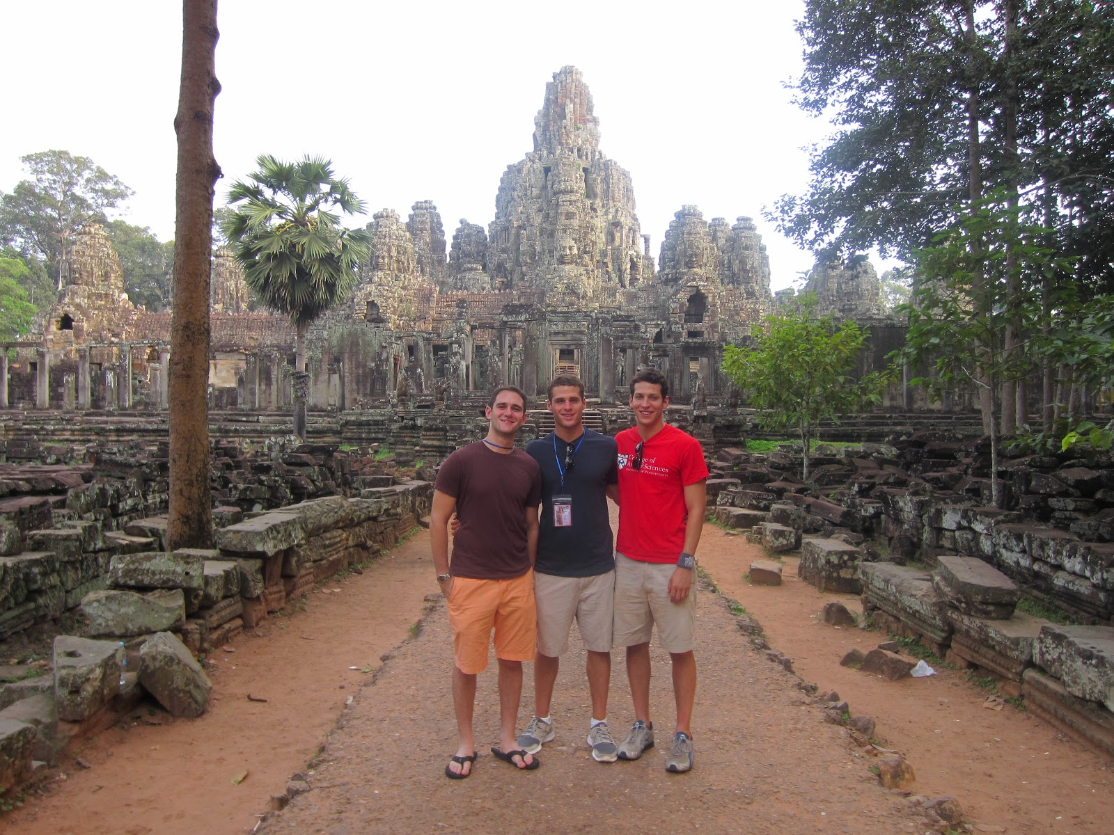 Bangkok has him now siem reap legends of the hidden temple