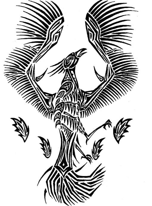 phoenix tattoo pictures rising phoenix tattoo pictures