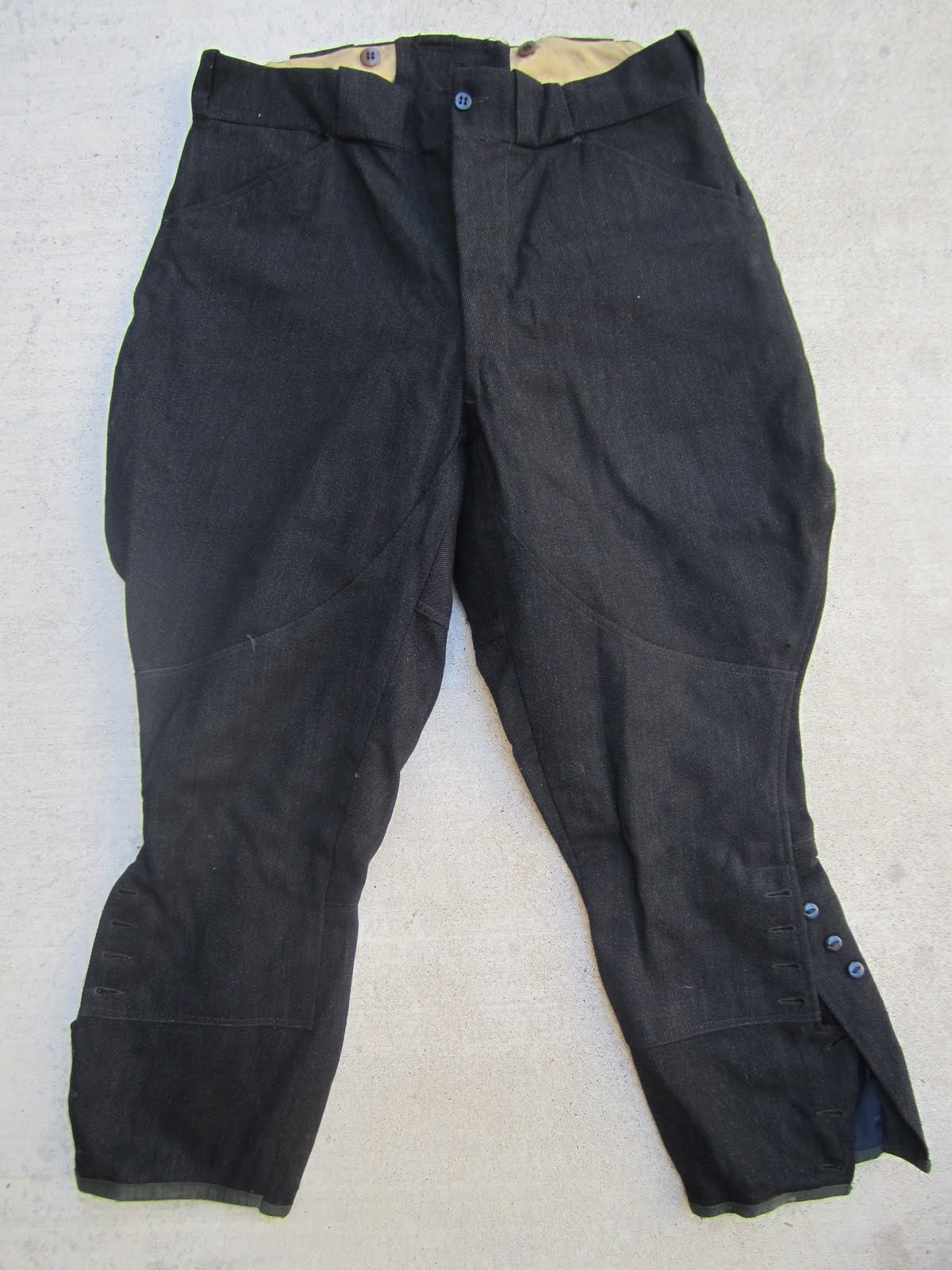 pill stash motorcycle riding pants  sold