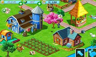 [Android, Java] Tải game nông trại Green Farm cho di động