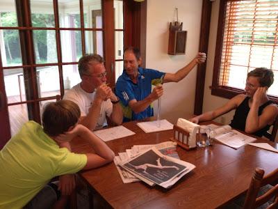 Trebuchet Optimization Meeting - E. Haddam, CT