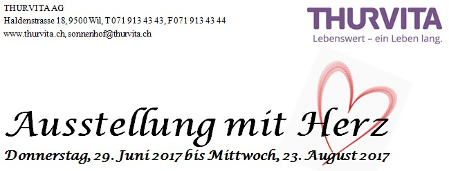 Wil Sonnenhof 2017 (29.6.-23.8.)