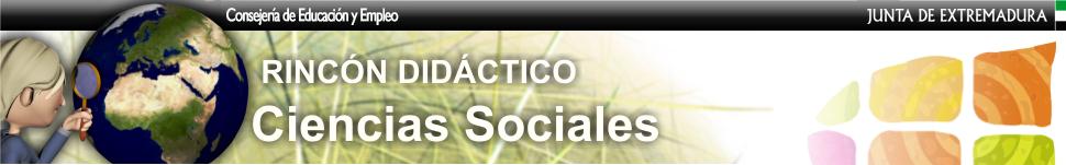 Rincón didáctico ciencias sociales
