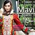 Mavi Designer Embroidered Collection 2014-2015 By Shariq Textile