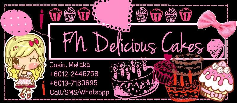 ::Delicious Cakes @ Melaka::