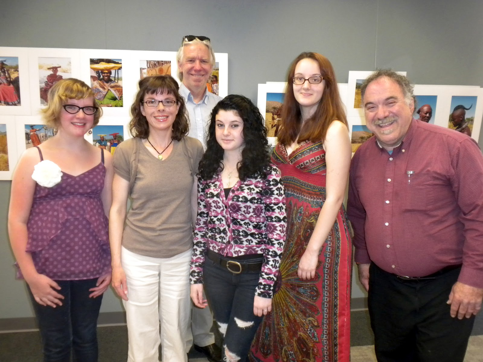 Finalists and Winners of 2012 NHFPL Poetry Contest: