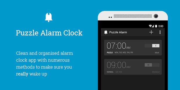 Puzzle Alarm Clock Pro Full Version Pro Free Download