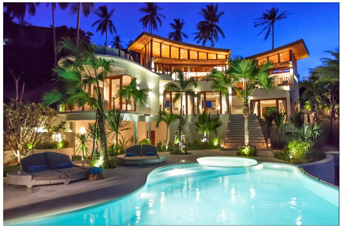Amazing Villa Kya Koh Samui Thailand Home Design Elements