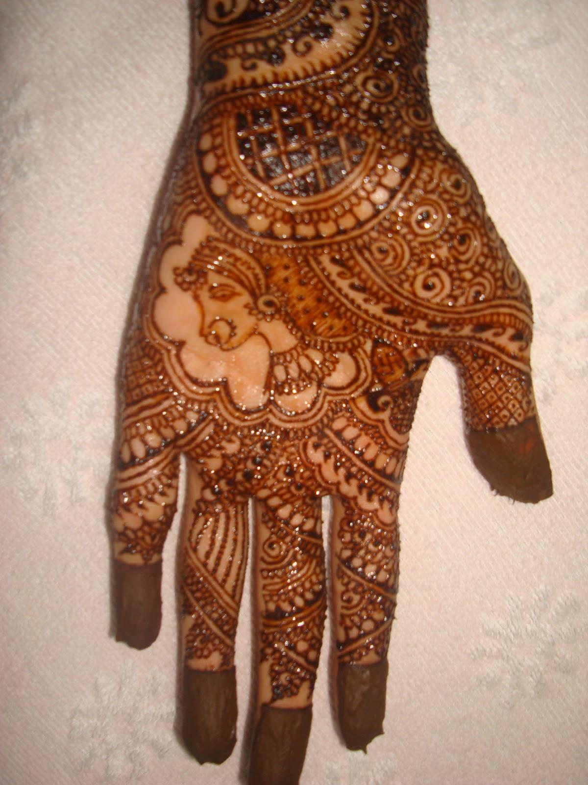 Mehndi Designs Dulhan : Mehndi designs dulhan