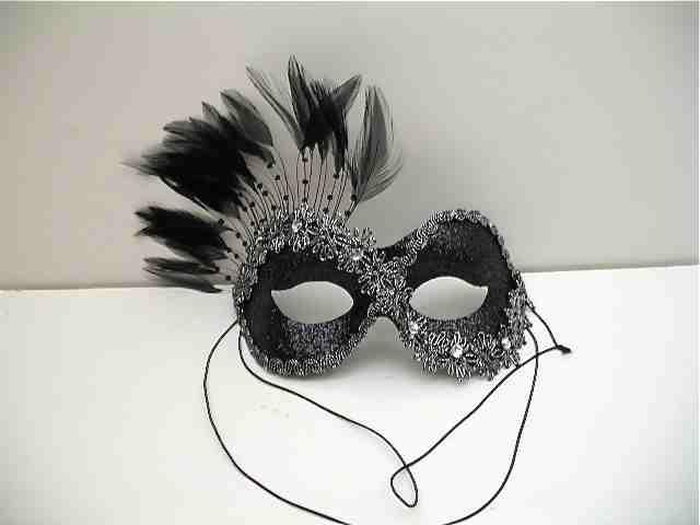 Как сделать маску для маскарада