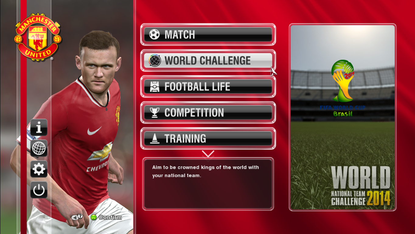 Download Patch PES 2014 Fire Patch 6.0