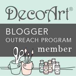 I am a DecoArt Blogger
