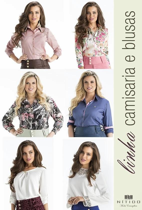 Camisas Inverno 2015 Nítido Moda Evangélica