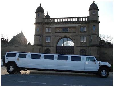 2011 Hummer Limousine