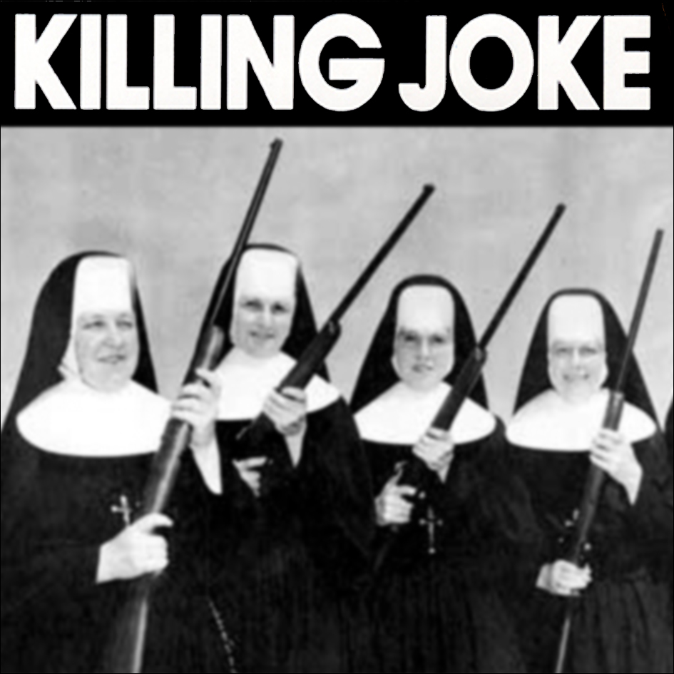 Killing Joke discography