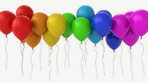 Collection Of Animated Balloons Gif Images For Happy Birthday Wishes