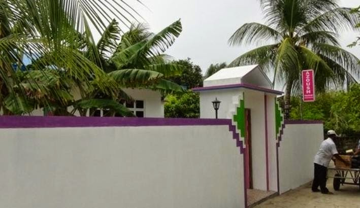Azoush Tourist Guesthouse Maldives