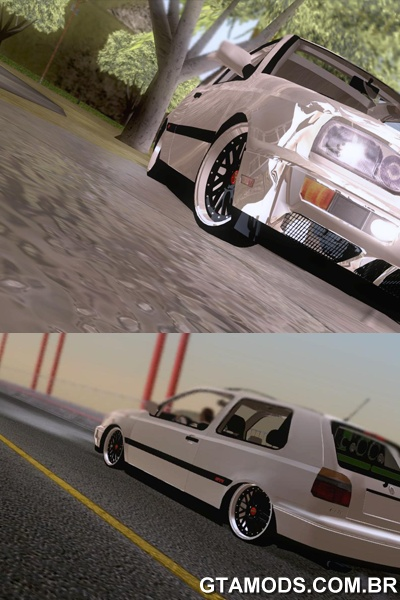 Vw Golf MK3 Edit