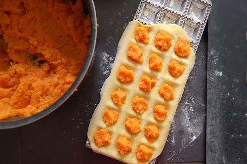 Raviolis aux patates douces les bonheurs d 39 anne alex - Quand recolter les patates douces ...