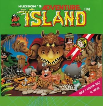 Screen Shot Of Adventure Island 1 Full PC Game Free Download At Downloadingzoo.Com