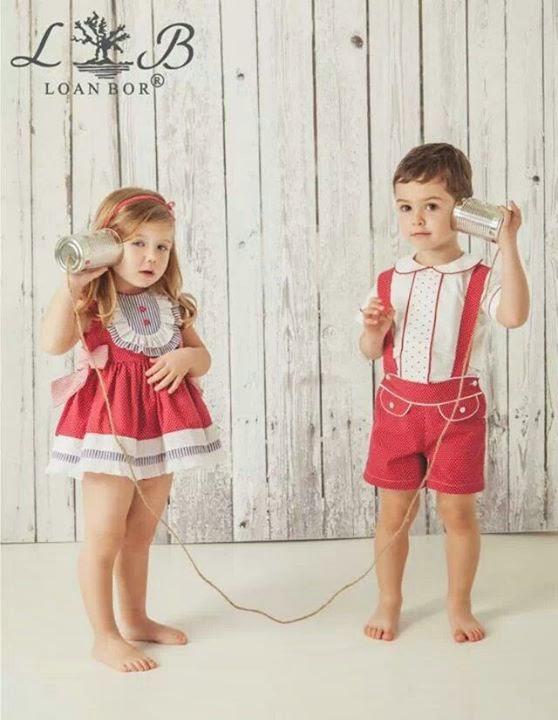 moda infantil deye