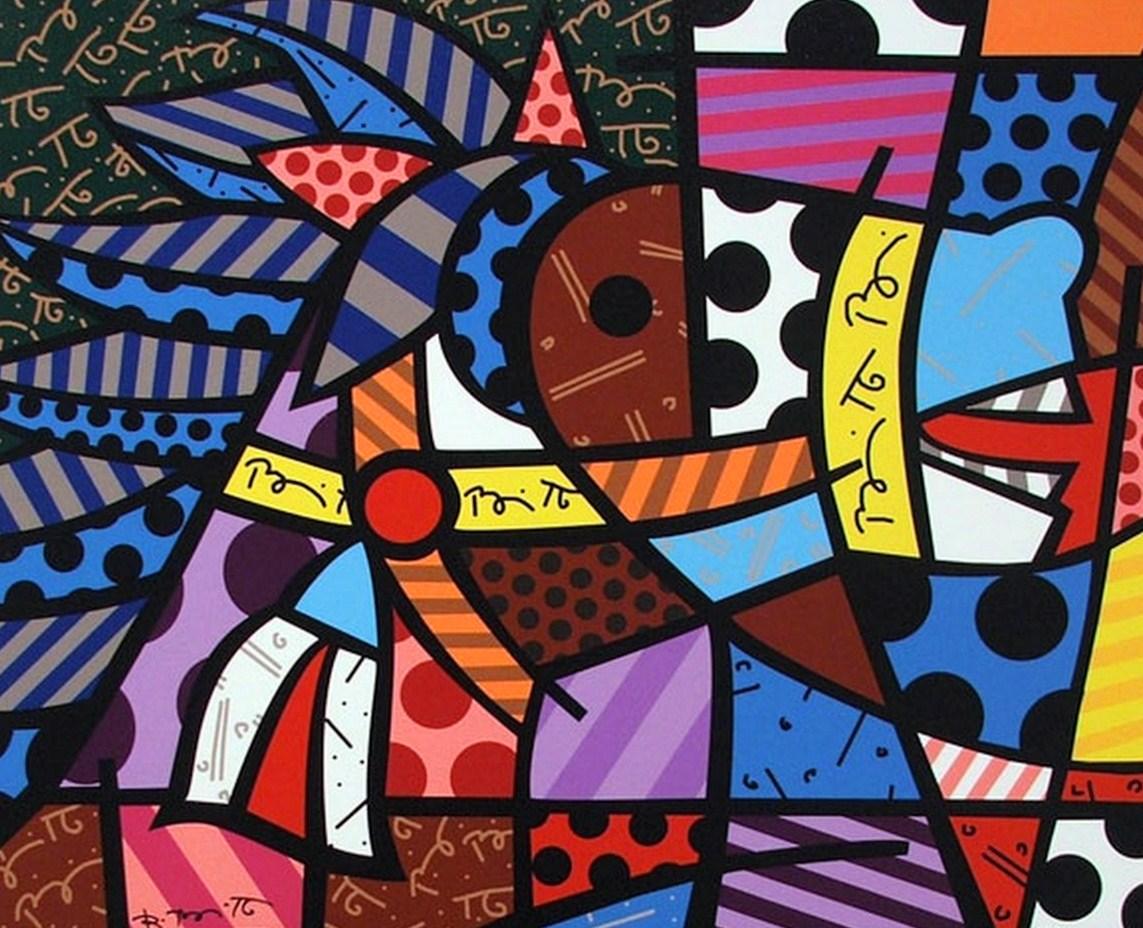 Dibujos abstractas faciles - Imagui