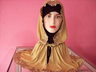 Aneka Jilbab Cantik Harga Murah di Raisha Silver