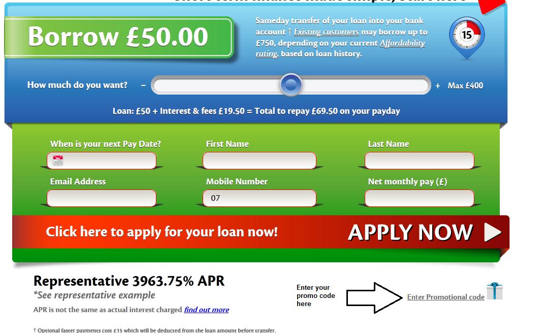 Instant cash loans for centrelink benefits image 9