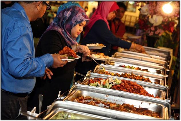 Restoran D'saji KL Titiwangsa Kuala Lumpur