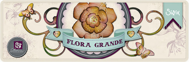 Sizzix Prima Flora Grande Collection